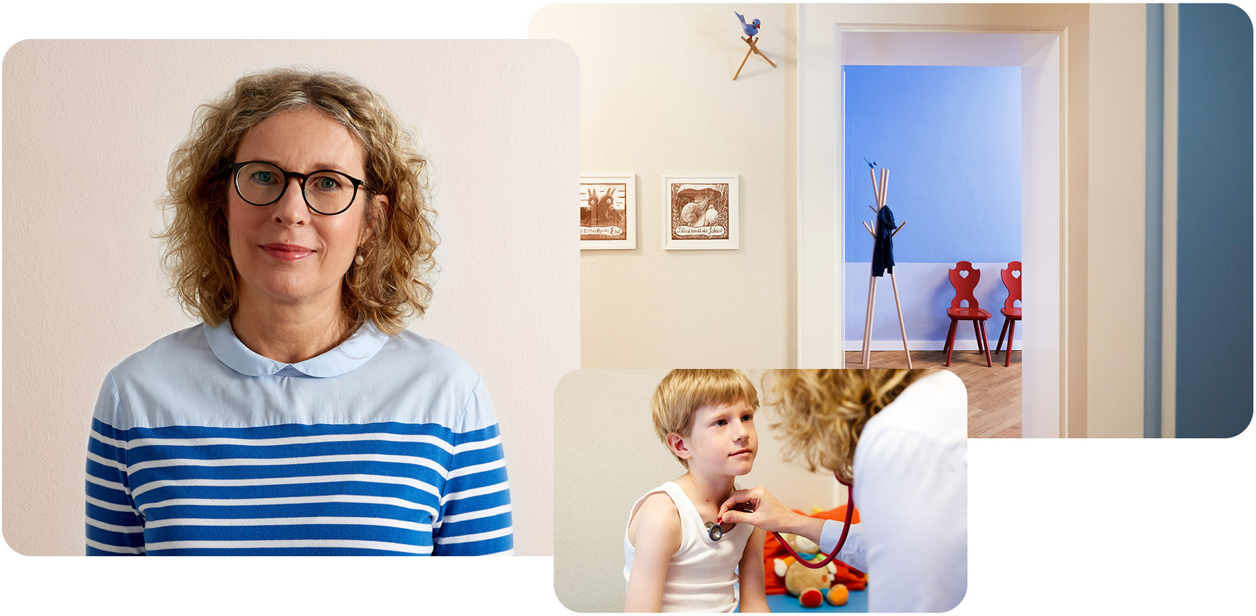 Kinderarztpraxis in München